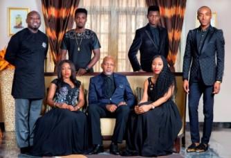 Clockwise from far left: Abiola Olatunde Aloba, Ar'zu Okaro, Micheal Udeh, Jide Adedeji, Ronke Ademiluyi, Sola Oyebade and Yetty Ogunnubi.