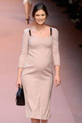Dolce & Gabana at Milan Fashion Week 2015 (www.fashionista.com)
