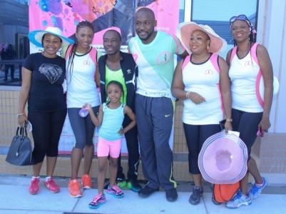 iWOW Lagos Zumbathon 2014 - 2