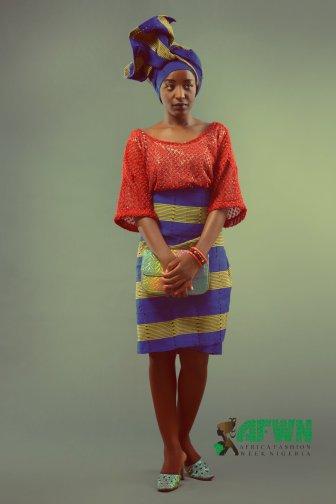 wearing Tabeeta Fashion Affair