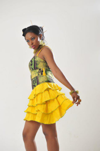 Zhukkiiafro Designs WOMENSWEAR