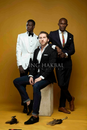 King Hakbal MENSWEAR