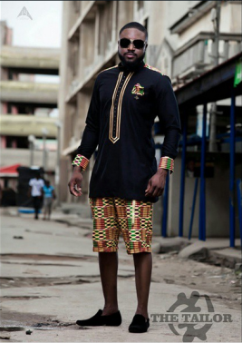 Elikem Kumordzie. The tailor   FIRST BIG BROTHER AFICA FINALIST GHANA WOMENSWEAR / MENSWEAR